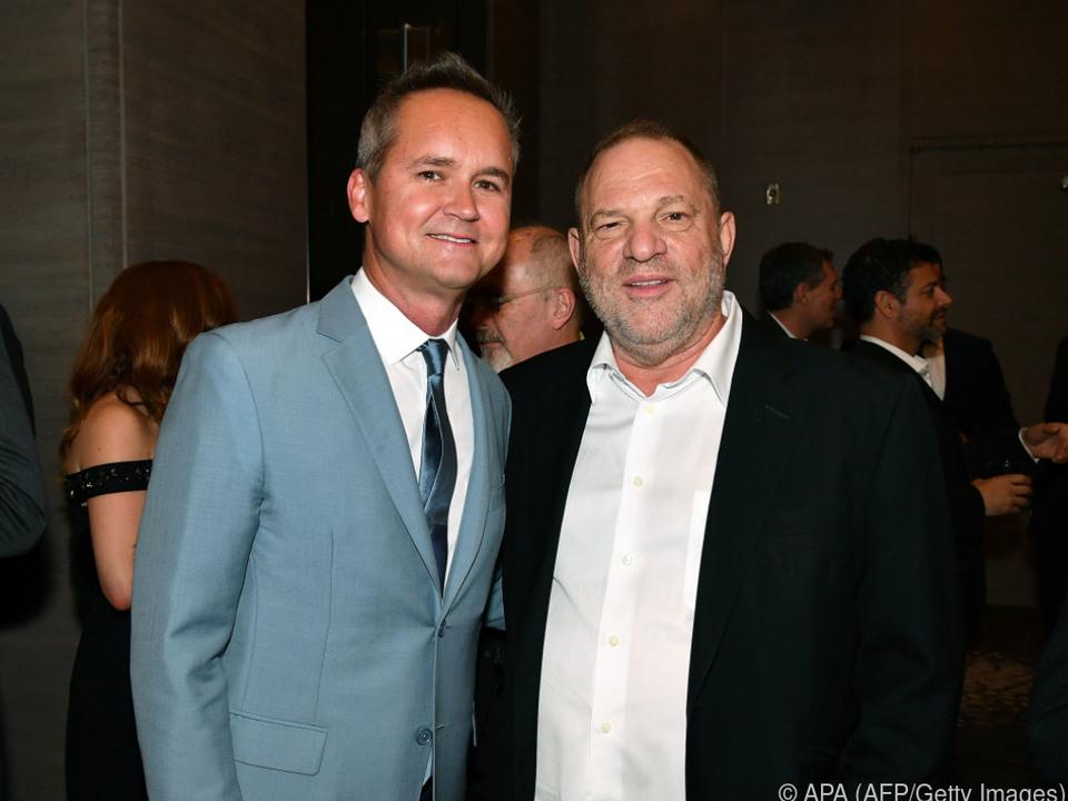 Roy Price (l.) soll von Weinsteins Verhalten gewusst haben
