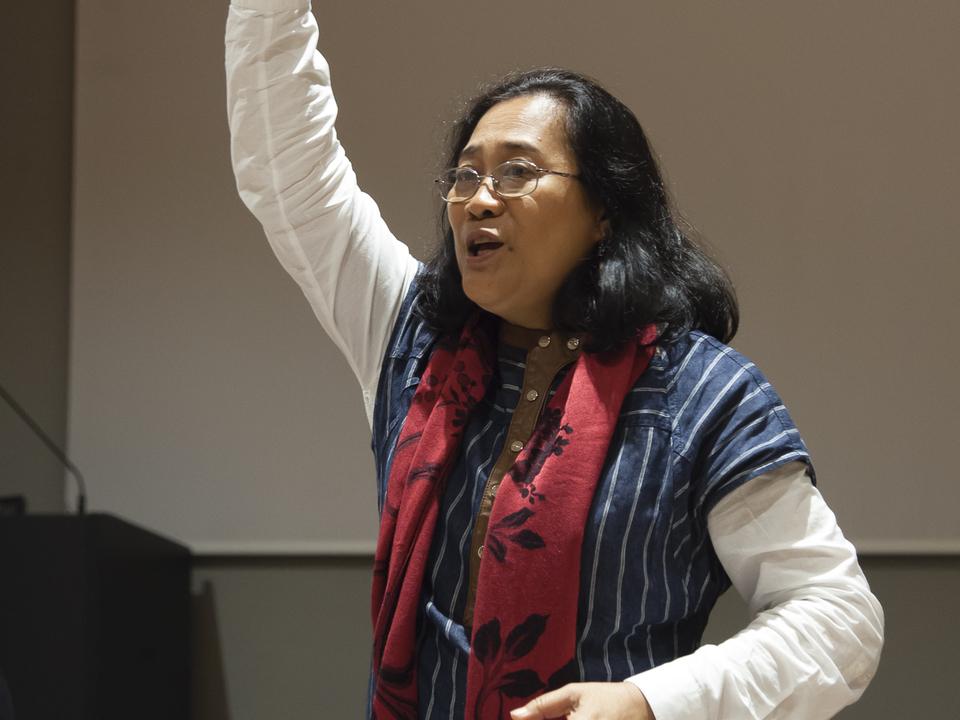 Ruth Fe Salditos (Panay Fair Trade Center)