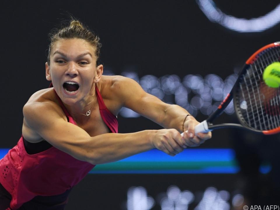 Simona Halep als erste Rumänin an der Spitze der Tennis-Weltrangliste