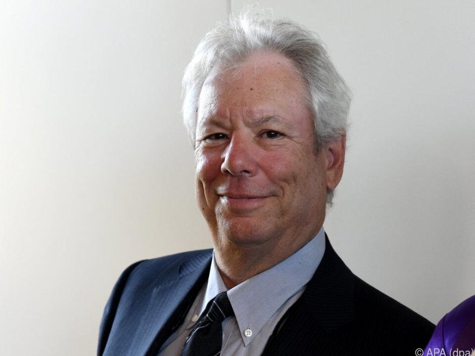 US-Verhaltensökonom Richard H. Thaler