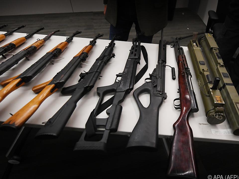 Weißes Haus: Diskussion über Waffengesetze verfrüht