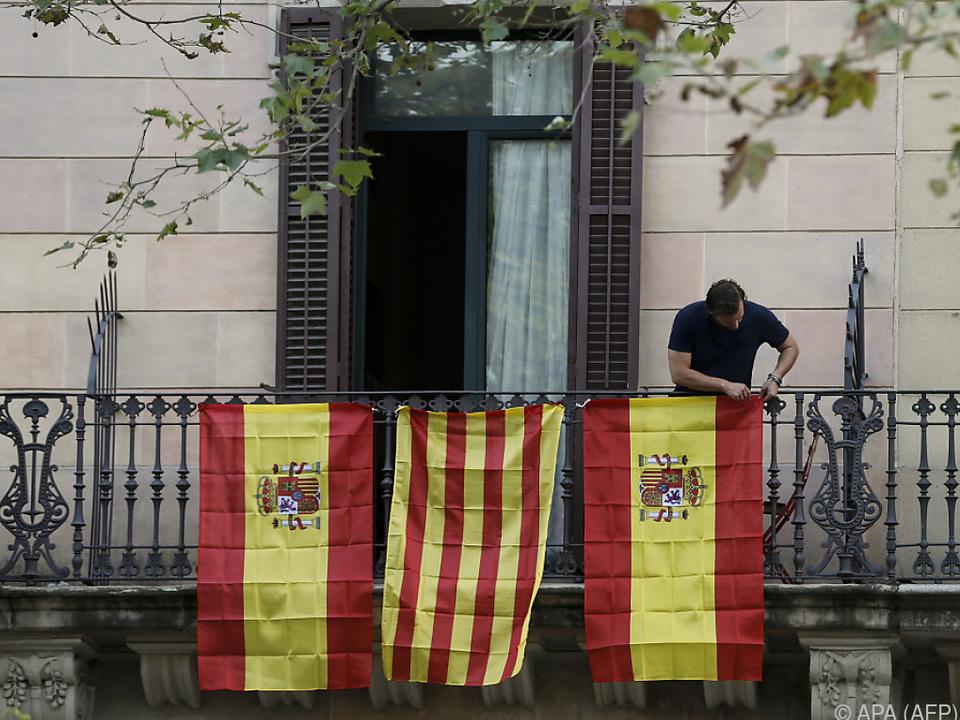 Wie geht es weiter mit Spanien und Karalonien