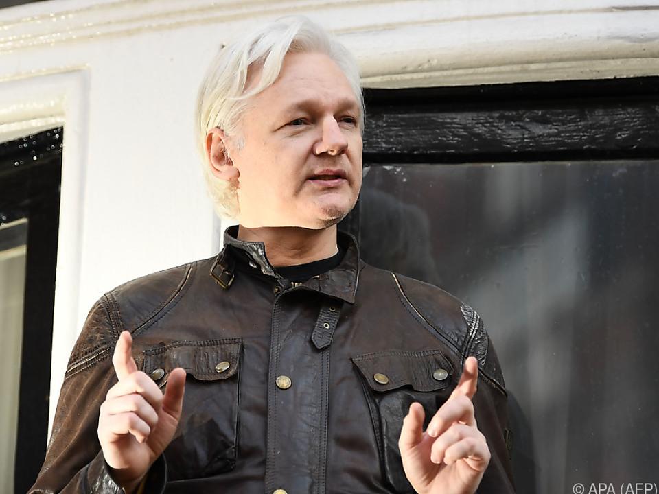 Wikileaks-Gründer soll zum Thema Courage diskutieren