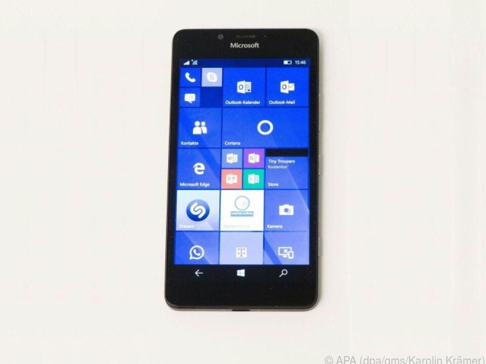 Microsoft stellt Weiterentwicklung von Windows Phone ein