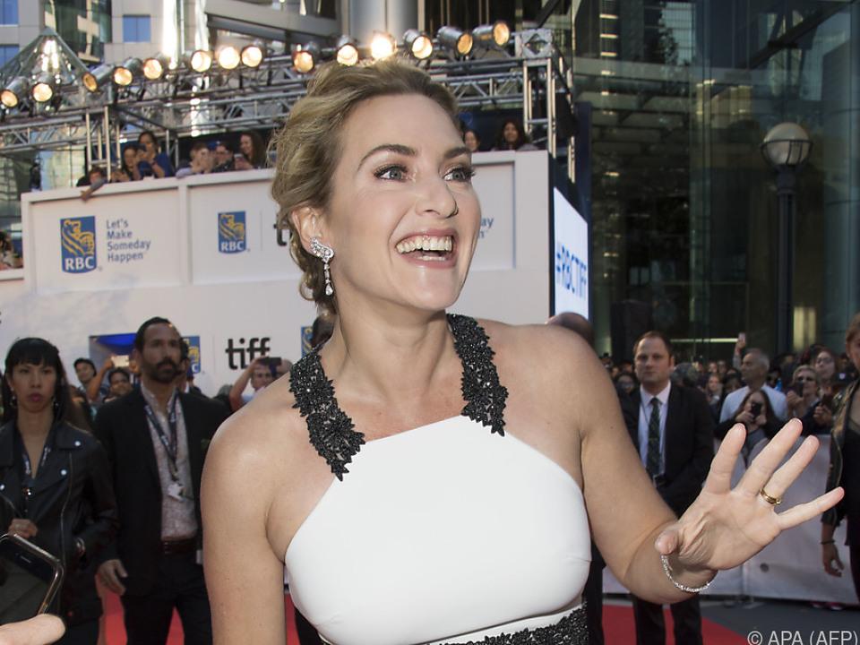 Kate Winslet spielt in