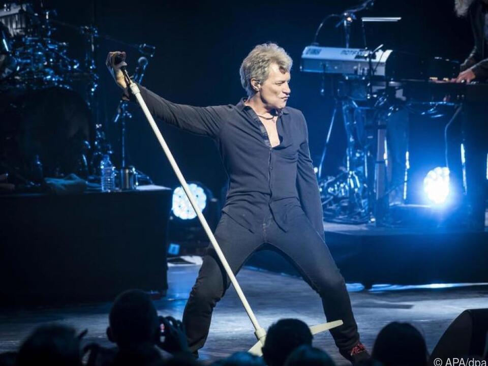 Wird Jon Bon Jovi in die Ruhmeshalle einziehen?