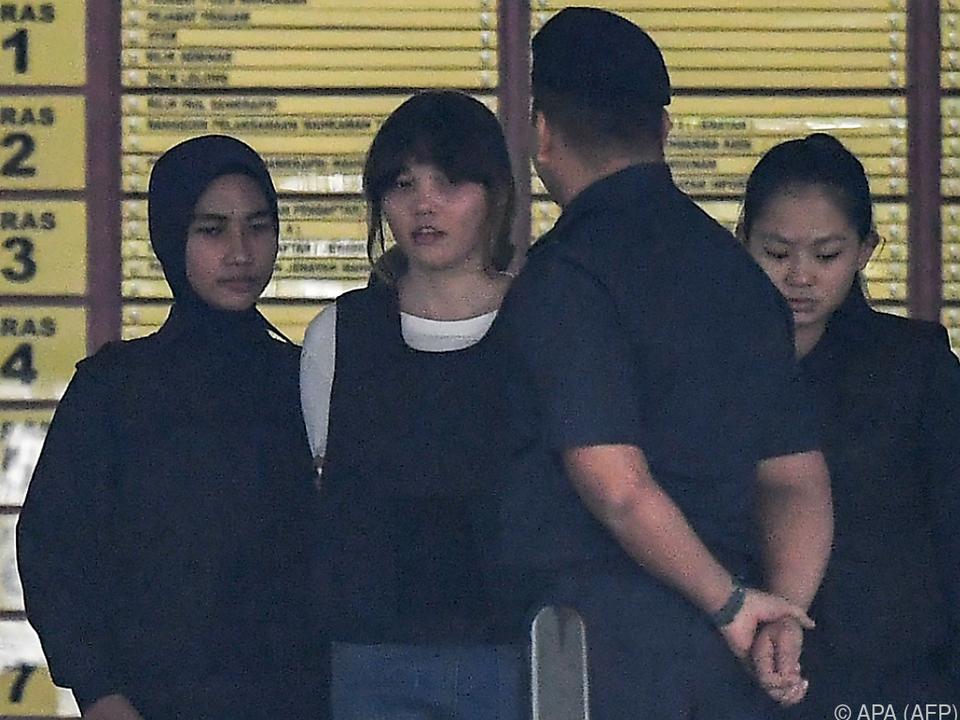 Zwei Frauen sind angeklagt