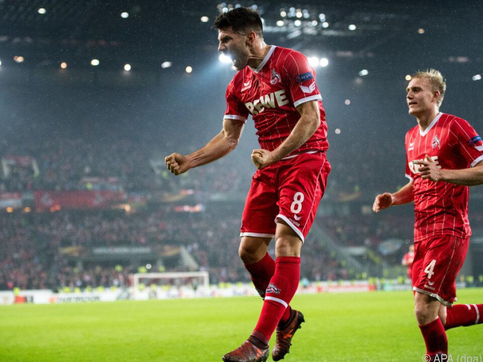 1. FC Köln spielte in Halbzeit zwei wie entfesselt