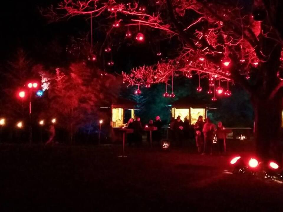 Weihnachten Klanggarten