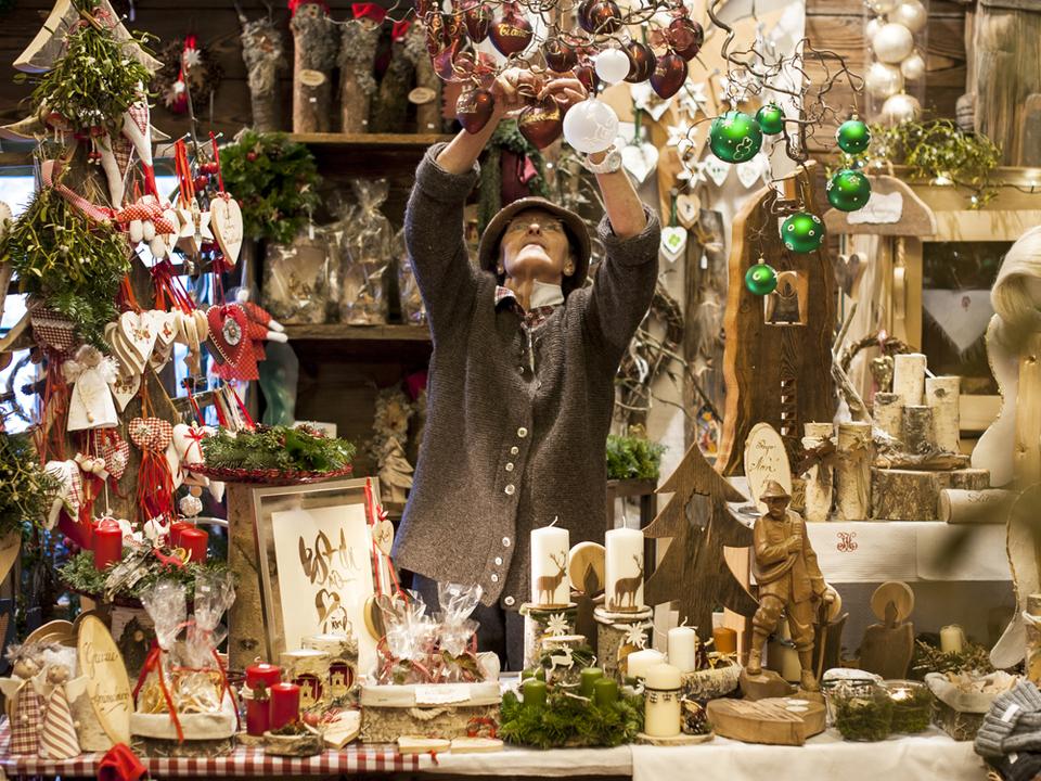 Weihnachtsmarkt Bruneck Crhristkindlmarkt Bruneck