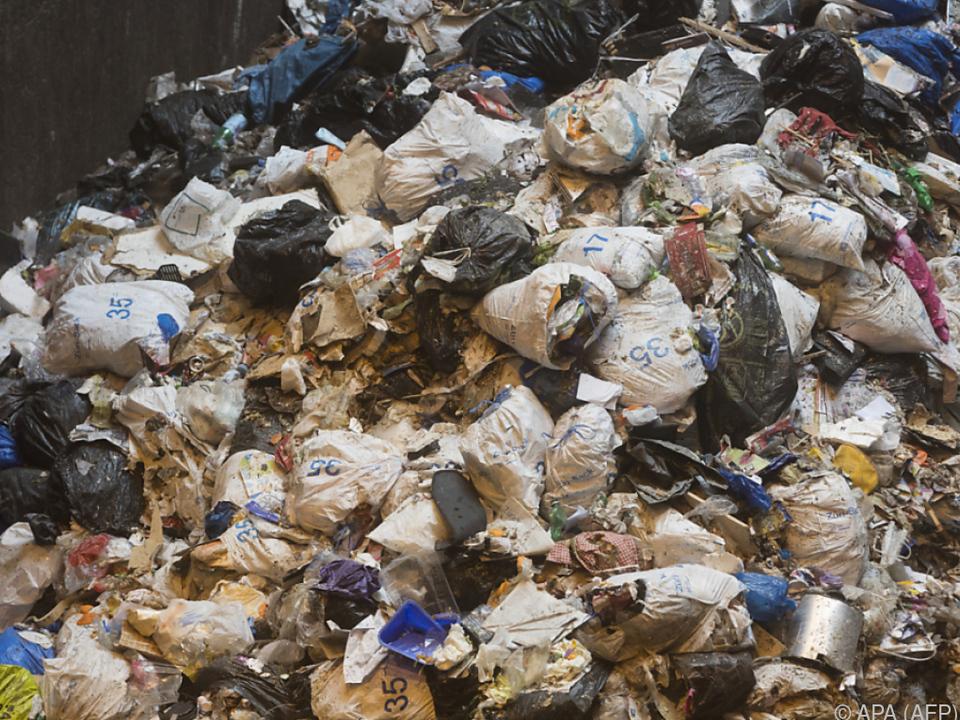 70.000 Tonnen Müll gingen nach Dürnrohr