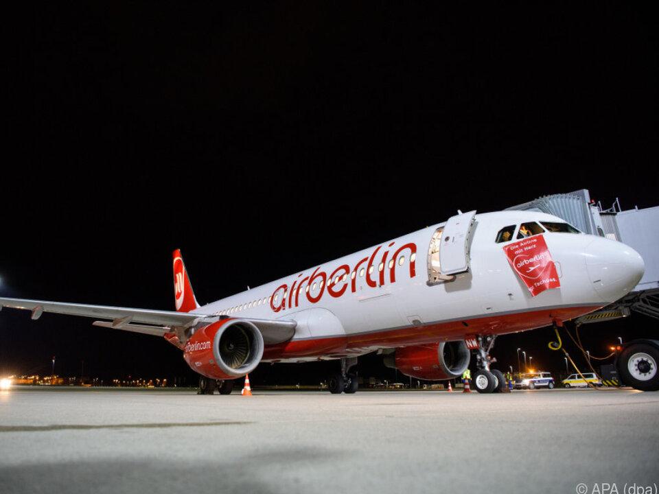 80 Air-Berlin-Maschinen gingen an die Lufthansa