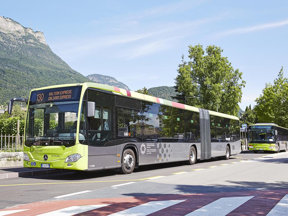 Bus Überlandbusse
