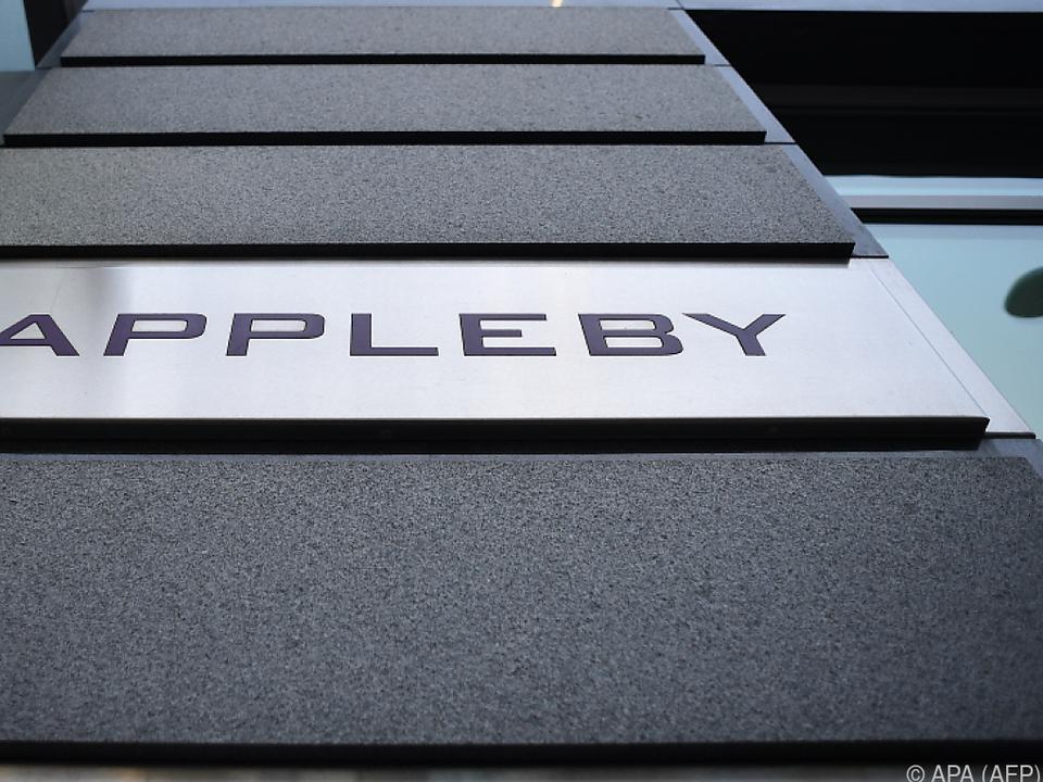 Anwaltskanzlei Appleby im Zentrum der Enthüllungen