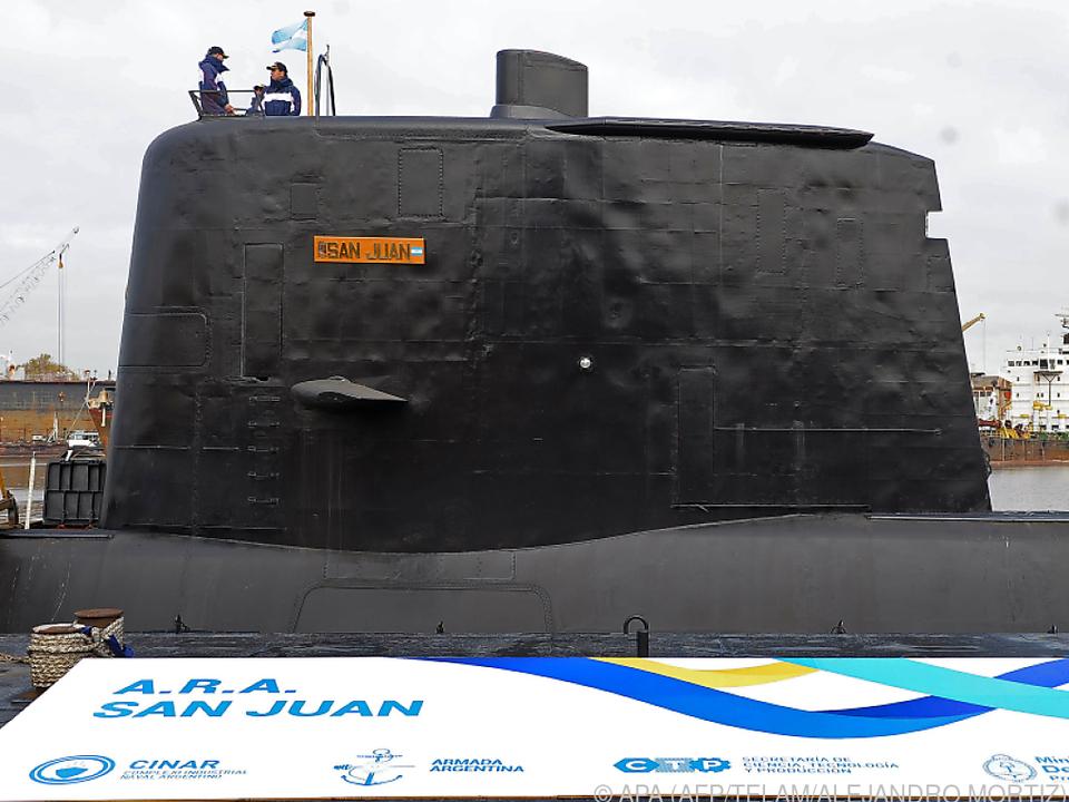 ARA San Juan wird noch immer gesucht