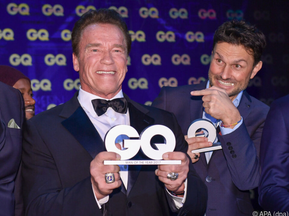 Arnold Schwarzenegger würde für sein Lebenswerk geehrt