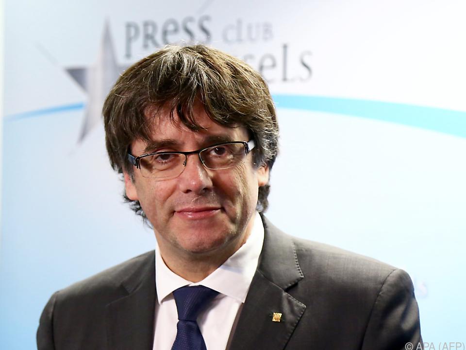 Auslieferung von Carles Puigdemont könnte sich ziehen