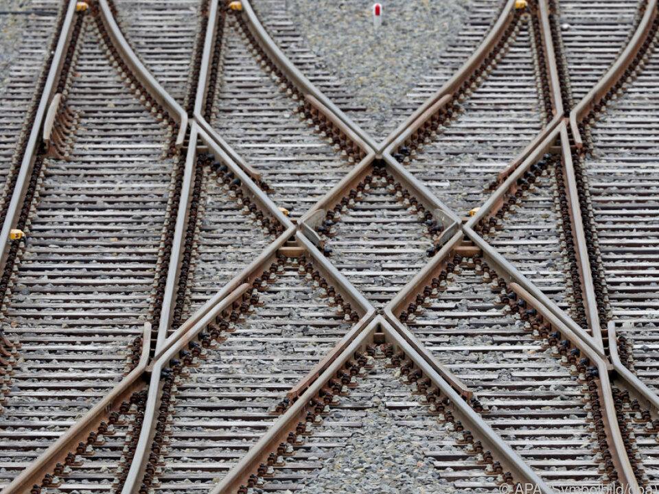 Bahnstrecke war unterbrochen