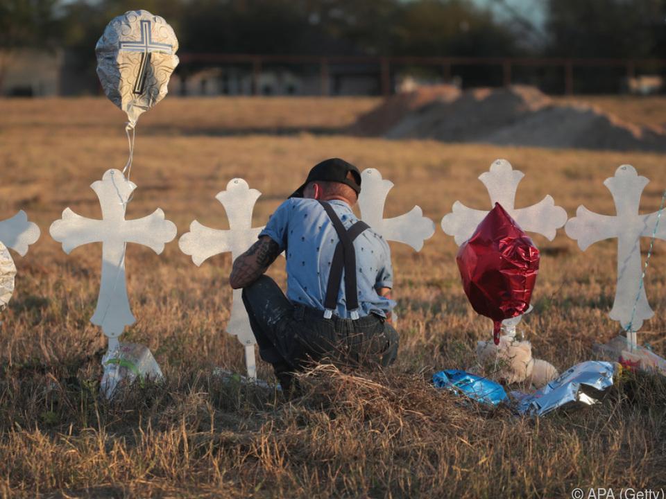 Bei dem Massaker gab es 26 Tote und 20 Verletzte