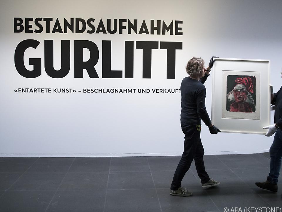 Bern zeigt ausgewählte Werke aus dem Nachlass