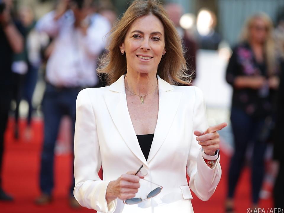Bigelow ist eine der wenigen Regisseurinnen in Hollywood