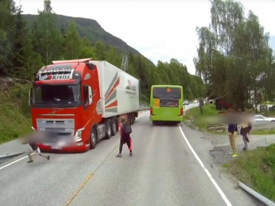 Dashcam/Tor Bjørn Kyrkjebø