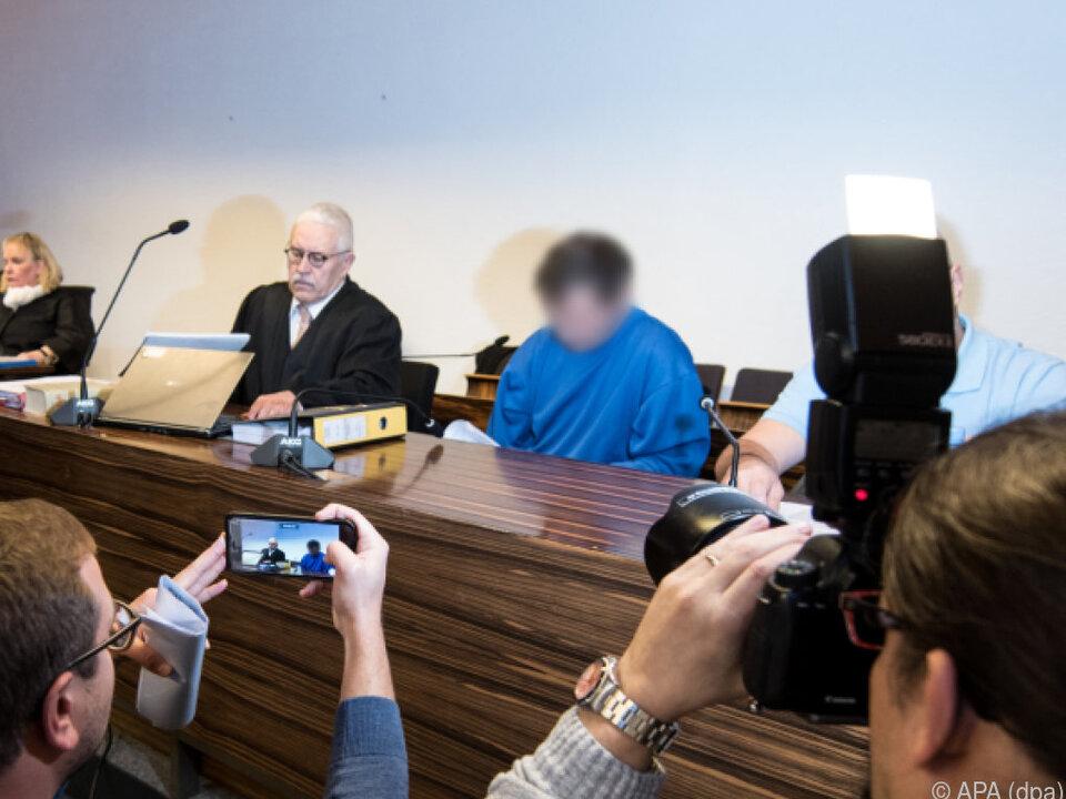 Catalin C. zeigte vor Gericht Reue