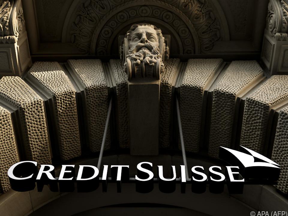 Credit Suisse kann es sich wohl leisten