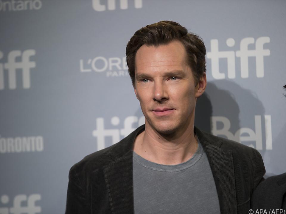 Cumberbatch nutzt Smartphone nur beruflich