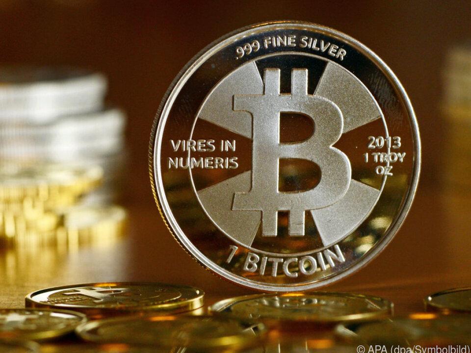 Das Interesse am Bitcoin scheint weiter zu steigen