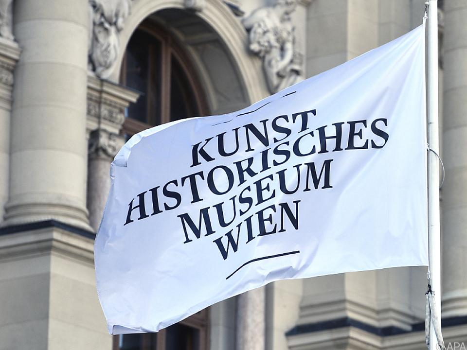 Das Kunsthistorische Museum lockt mit Kunstklassikern