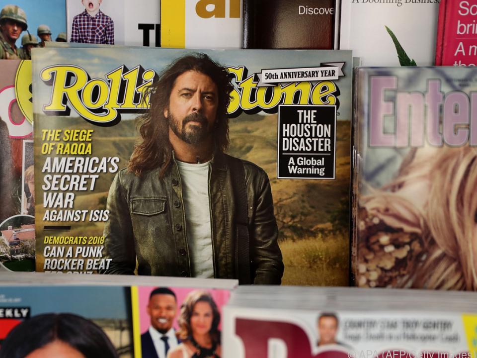 Das legendäre Magazin steht zum Verkauf
