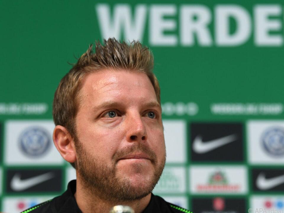 Der 35-Jährige betreut die Mannschaft seit 30. Oktober