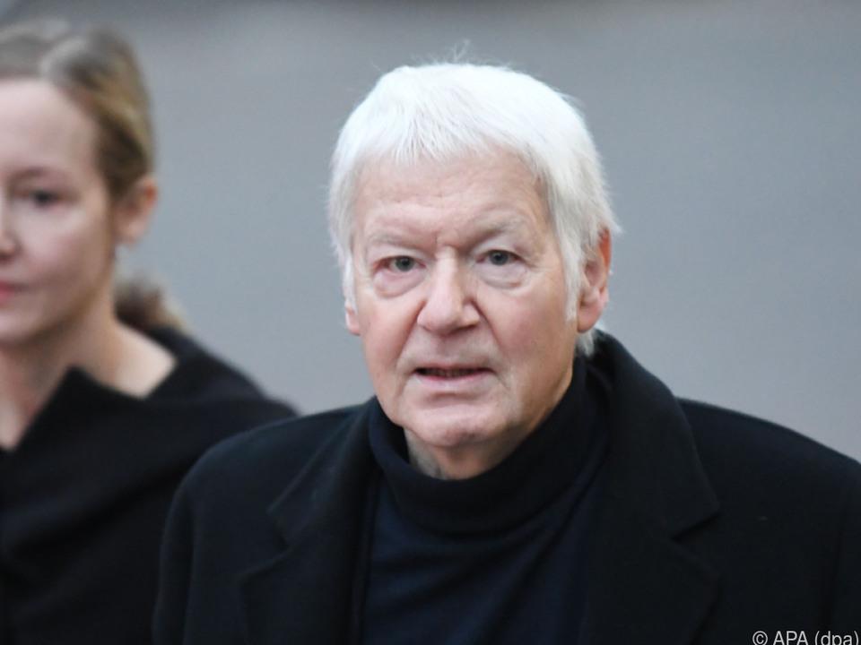Staatsanwalt fordert drei Jahre Haft für Anton Schlecker
