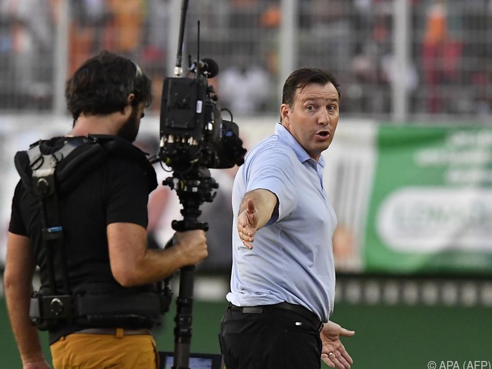 Der Belgier wünscht seinem Ex-Team alles Gute