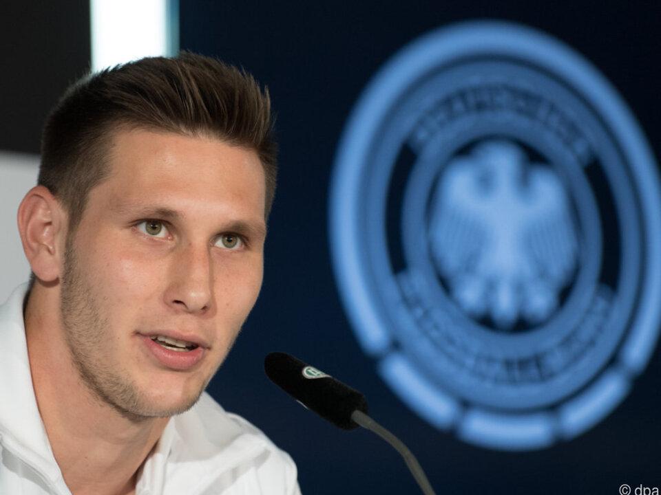 DFB-Innenverteidiger Niklas Süle freut sich auf den Klassiker