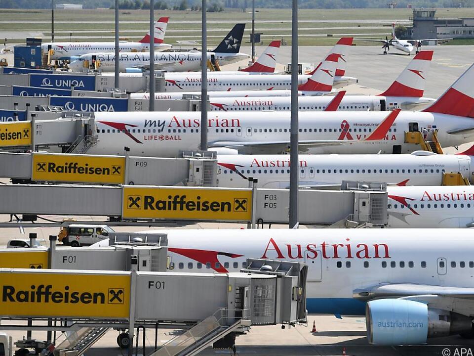 Die AUA ist am Weg zu mehr Passagieren als je zuvor