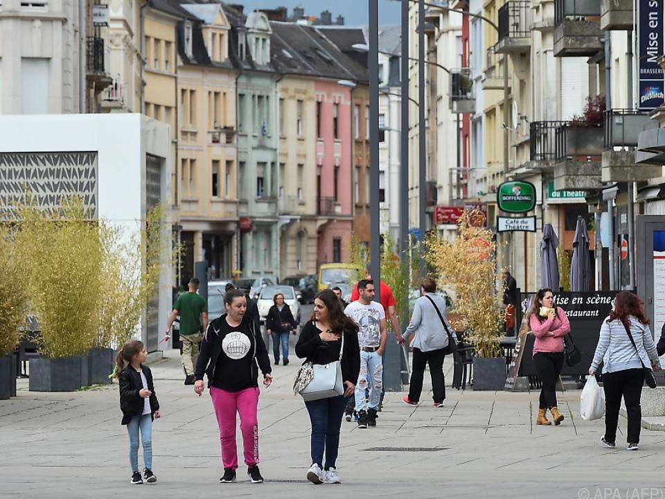 Die europäische Kulturhauptstadt 2022 liegt in Luxemburg