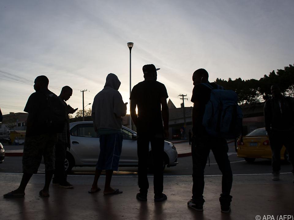 Die Flüchtlinge haben 18 Monate Zeit, auf die Karibikinsel zurückzukehren