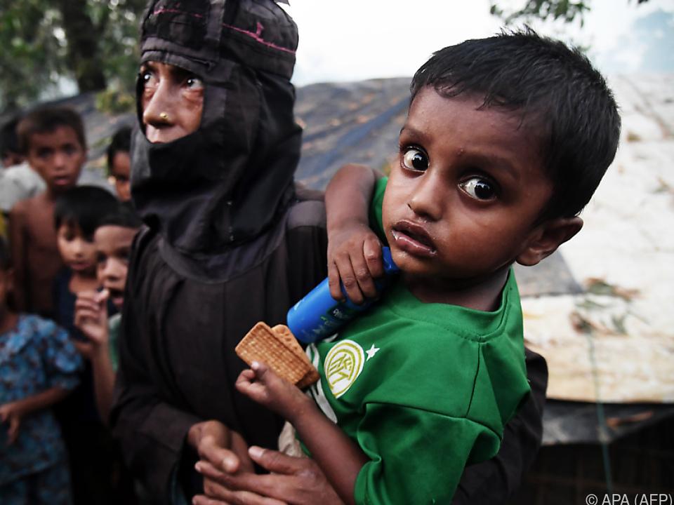 Die humanitäre Katastrophe weitet sich stetig aus