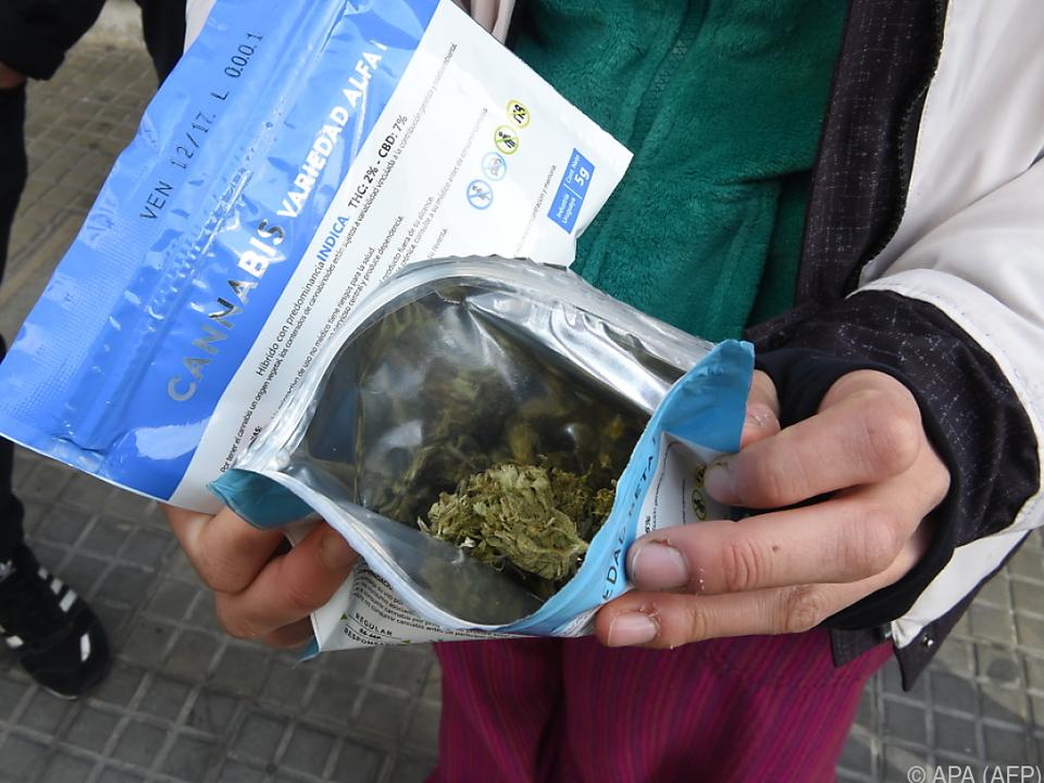 Die Legalisierung erfolgte im Dezember 2013