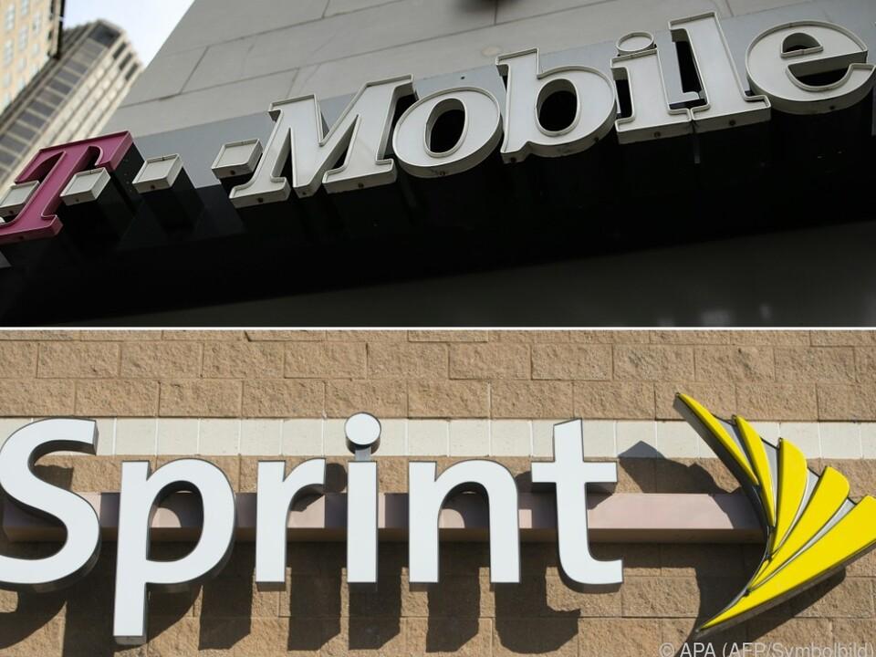 Die Mobilfunk-Hochzeit zwischen T-Mobile US und Sprint ist vom Tisch