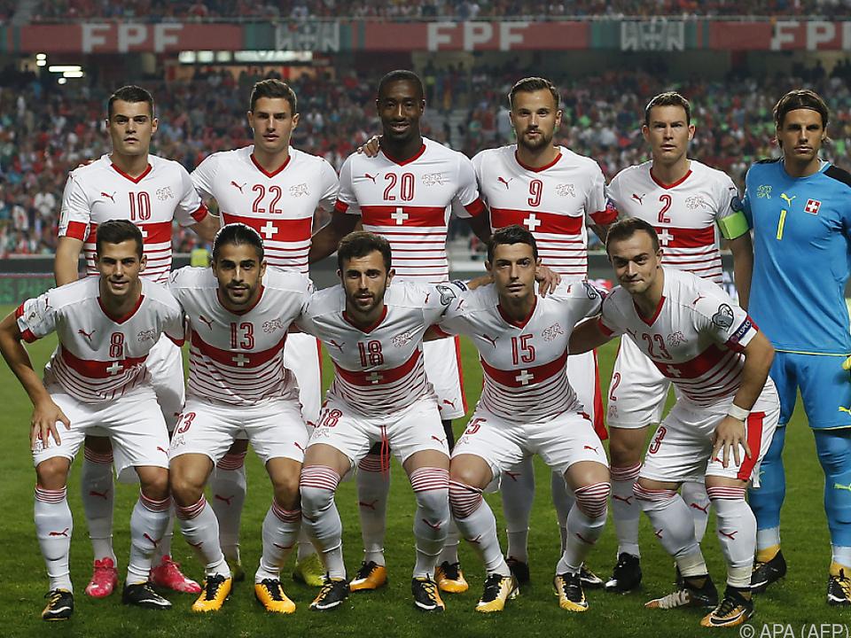 Die Schweizer feierten in der Quali neun Siege
