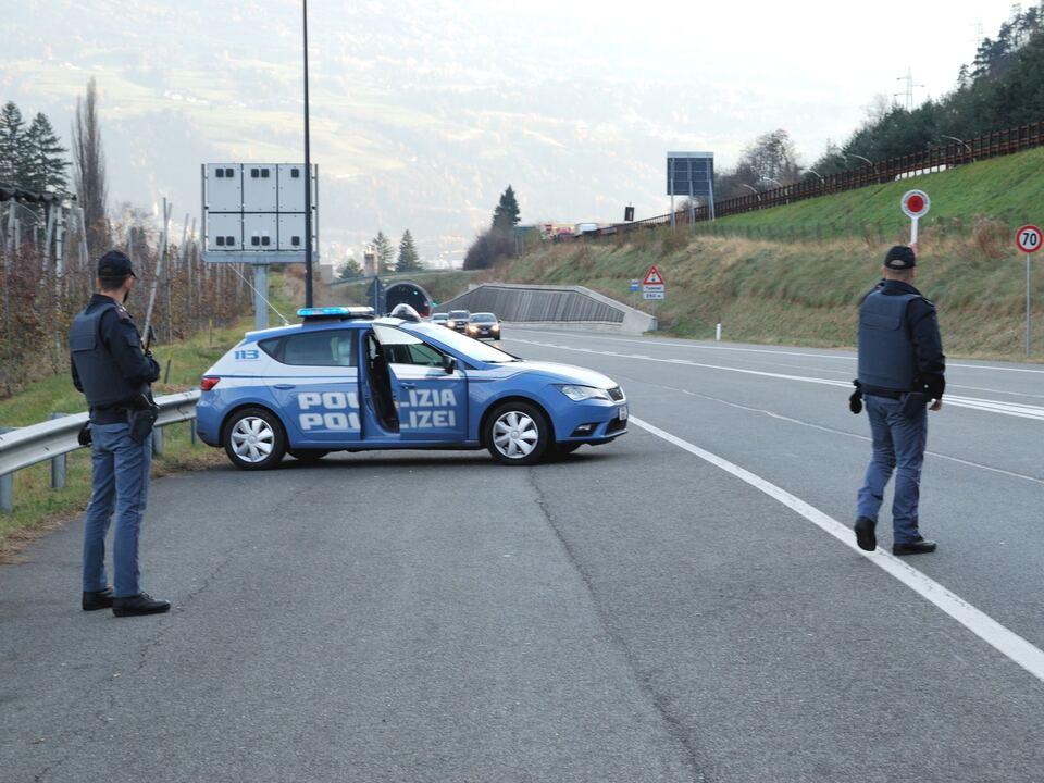 Polizei Brixen