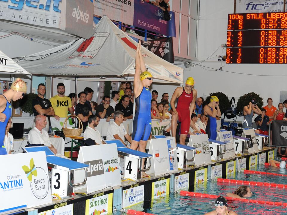 Swimmeeting Südtirol 2017