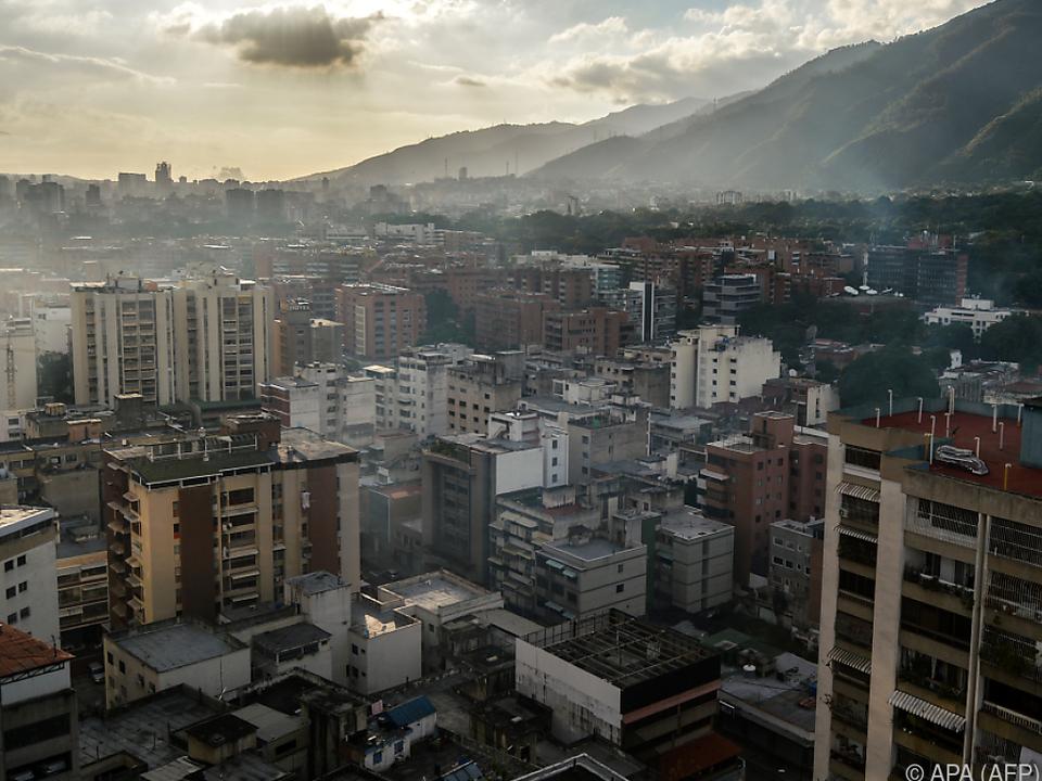 Düstere Wolken über Venezuela