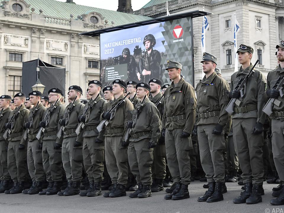 Es scheint immer mehr jüdische Soldaten zu geben