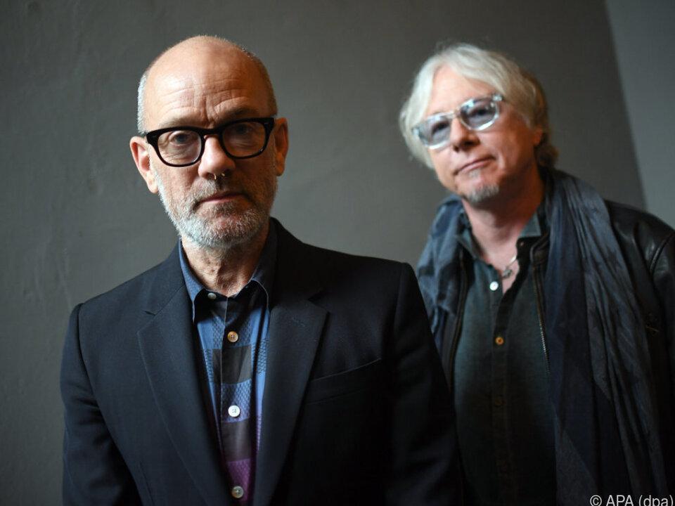 Ex-R.E.M. feiern 25 Jahre \