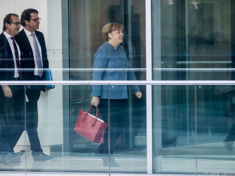 Fortsetzung der deutschen Sondierungsgespräche