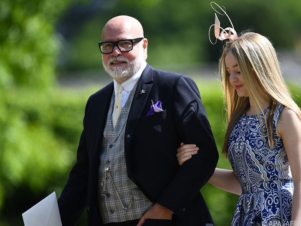 Gary Goldsmith (links) soll seine Frau niedergeschlagen haben